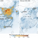 NASA Records Huge Drop in China's Pollution After Coronavirus Outbreak
