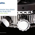 (PDF) The Deloitte Swiss Watch Industry Study 2015