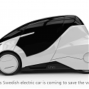 (Video) Sweden's Uniti Short-Range City EV Successfully Navigates Crowdfunding Route