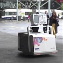 (Video) Leo, SITA's Baggage Robot : Check-In Your Bags With This Airport Robot