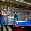 Is the Tech Bubble Popping ? Ping Pong Offers an Answer