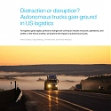 (PDF) Mckinsey - Distraction or Disruption ? Autonomous Trucks Gain Ground in US Logistics
