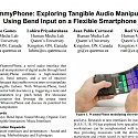 (Video) WhammyPhone : Bending Sound with a Flexible Smartphone