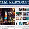 Monthly Trend Report - August. 2019 Edition