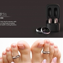 (Video) These Fitness-Tracking Toe-Rings are the Perfect Fusion of Wearable Tech