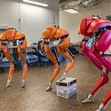 (Video) Agility Robotics Raises $8 Million for Commercial Bipedal Robots