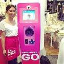 (Video) Fingernails2Go Kiosk Paints Nails in Seconds, On-The-Spot