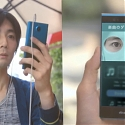 (Video) Japanese Smartphone Lets You Pay for Things with Your Eyes