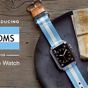 Toms Releases New Apple Watch Bands with Official Steel Lugs and Buckles