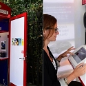 Peugeot's Phone Booth Is Transformed Into A Single-Person Car Dealership