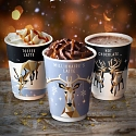 McDonald's Elegant Christmas Cup Designs Include Reusable, Eco-Friendly Versions