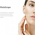 (Video) Smartphone Attachment Spots Skin Cancer - MoleScope