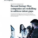 (PDF) Mckinsey - Beyond Hiring: How Companies are Reskilling to Address Talent Gaps