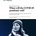 (PDF) Mckinsey - When Will the COVID-19 Pandemic End ?