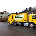 (Video) Volvo Takes Out The Trash with an Autonomous Garbage Truck
