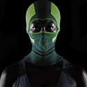 Electric Balaclava Heats Air to Help Winter Athletes