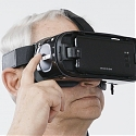IrisVision : A Smartphone/Goggles Combination Intended to be a Cheaper, Less-Invasive Alternative to Retinal Chip Implants