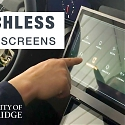 (Video) AI-Based 'No-Touch Touchscreen' Could Reduce Risk of Pathogen Spread from Surfaces