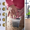 (Video) IKEA Launches Indoor Garden That Can Grow Food All Year-Round