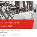 (PDF) Bain - China's Mobility Industry Picks Up Speed
