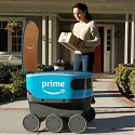(Video) Amazon Launches Autonomous Delivery Robot Service, Named Scout