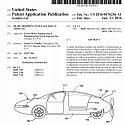 (Patent) Toyota has a Patent for a Rear-Engined Flying Car with A Shapeshifting Body