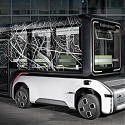 German Space Agency Reveals an Autonomous, Electric Urban Mobility Prototype - U-Shift