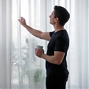 IKEA Gunrid Air-Purifying Curtain Fights Pollution Inside Your Home