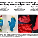 (PDF) AI-Based Knitting Design Software : MIT's Knitting Skeletons
