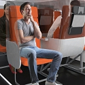 Here's How Plane Seating Could Look After Coronavirus