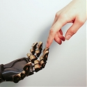 Standford's Artificial Skin Capable of Sensing The Pressure of Touch