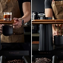 Starbucks Redesigns Their Espresso Machines to Use Gravity for a Smoother Coffee