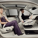 Volvo Cars Adds a Little Luxury with Excellence Child Seat Concept