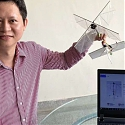 (Video) Is It a Bird, a Plane ? Not Superman, But a Flapping Wing Drone