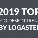 (Infographic) 2019 Top Logo Design Trends To Inspire You For The Year