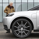 The Dyson Battery Electric Vehicle