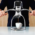 The ROK Espresso Maker Uses No Electricity, Is As Hands-On As It Gets