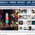 Monthly Trend Report - April. 2018 Edition