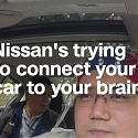 (Video) Introducing Nissan's Brain-to-Vehicle Technology at CES 2018