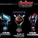 (Video) Gillette Rebuilt With Avengers-Inspired Technology