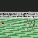 (Paper) VMocap : Synergetic Reconstruction for Wide-Space Multi-Person Video Motion Capture