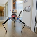 (Video) RoMeLa's Newest Robot Is a Curiously Symmetrical Dynamic Quadruped