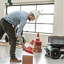 Fraunhofer : A Smarter Way of Building with Mobile Robots - Husky A200