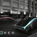 Autouber Autonomous Car Design by dxLabDesign
