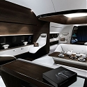 Mercedes and Lufthansa Design Luxury Cabin in the Clouds