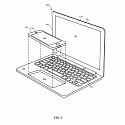 (Patent) Apple Imagines Turning an iPhone or iPad Into a Touchscreen MacBook