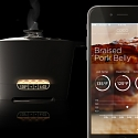 Countertop Cooking Appliance Concept You Can Control With Your Phone