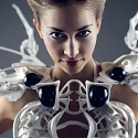 The Spider Dress : One Good Wearable Tech Bite Deserves Another