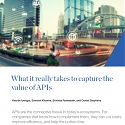 (PDF) Mckinsey - What It Really Takes to Capture the Value of APIs