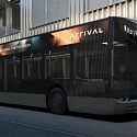 Arrival Previews Pandemic-Friendly Electric City Buses of the Future